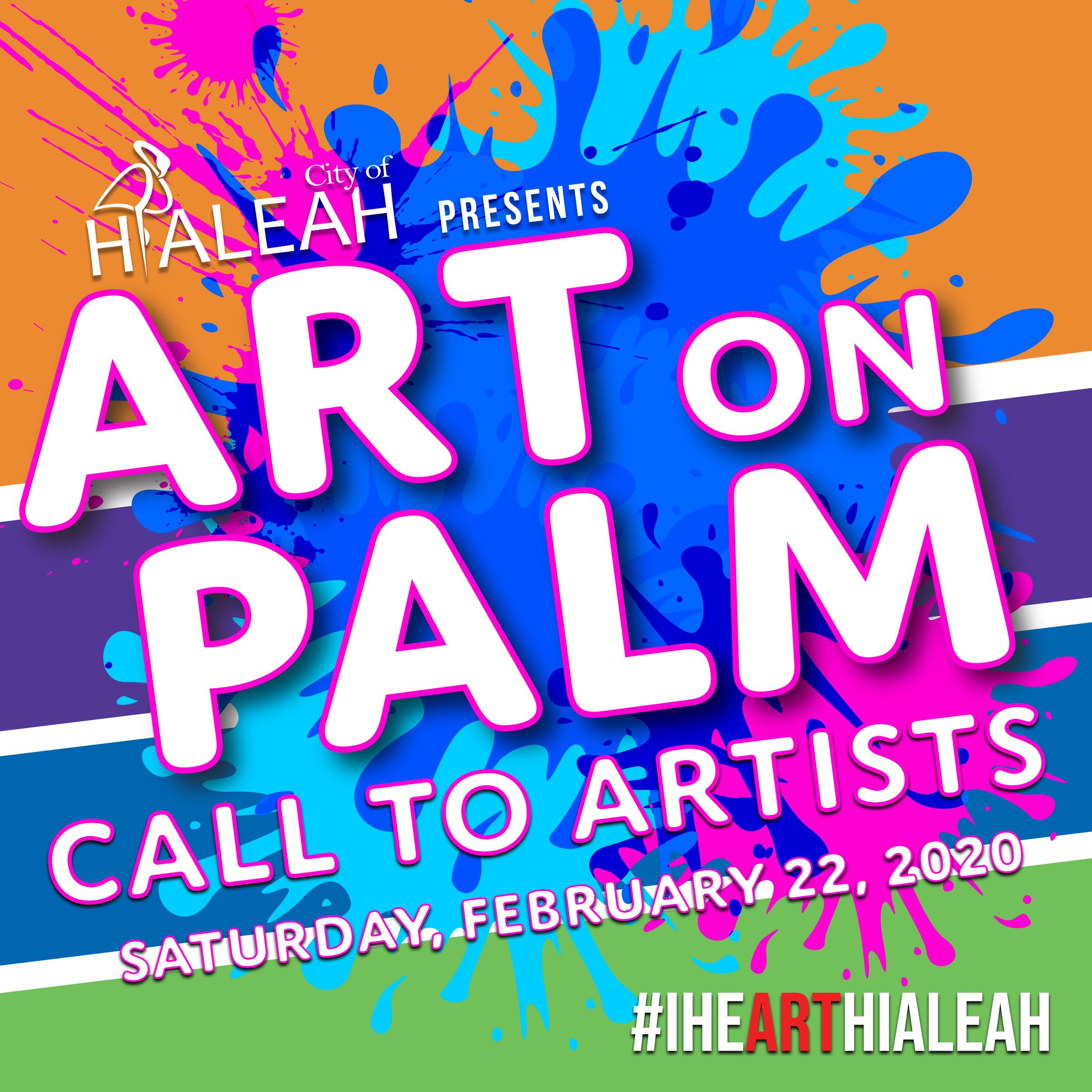 AOP Call to Artists 2020