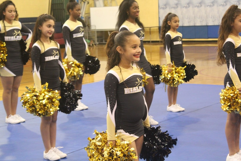 Elite Competitive Cheer team